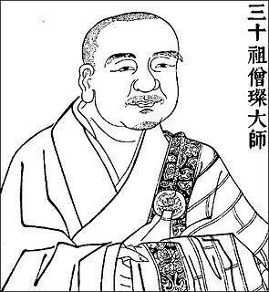 Chan patriarch