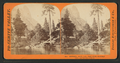 Sentinel Rock, 3,270 feet high, Hutching's Hotel and the Merced River, by Lawrence & Houseworth.png