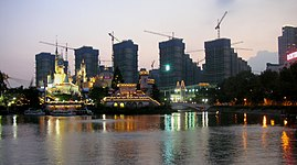 Seokchon Lake Park - Oct 10 2005.jpg