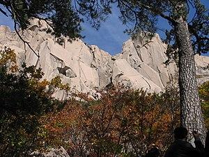 Seoraksan National Park - Image: Seoraksan 2