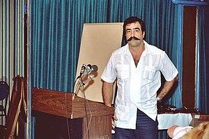 Sergio Aragonés - Aragonés at the 1982 San Diego Comic Con (today called Comic-Con International).