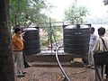 Seva Mandir water tanks.JPG
