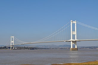 M48 motorway - Image: Severn Bridge (M48) full view geograph.org.uk 1742850
