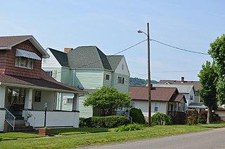 Shadyside, Ohio Village in Ohio, United States