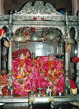 Shakambhari - Shakambari Mata, Sakarai, Rajasthan