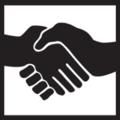 Shake-hands Aktion-gegen-Arbeitsunrecht-Logo 180pxl.png
