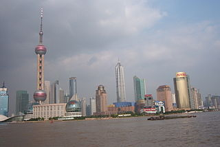 Lujiazui Central business district