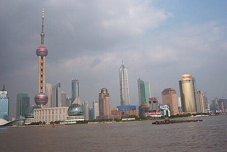 Shanghaï 2005