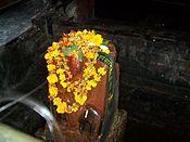 Shani Dev Temple, Pratapgarh.JPG