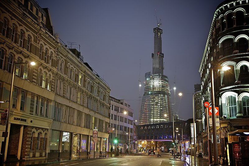File:Shard London Bridge, 1 January 2011.jpg