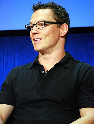 Shawn Hatosy - Hatosy in 2011, at the Paley Center: An Evening with Southland.