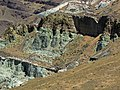 Sheep Rock at John Day Fossil Beds in Oregon 2.jpg