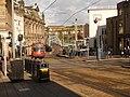 Sheffield, tram on Commercial Street - geograph.org.uk - 1296293.jpg