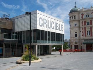 Crucible Theatre theatre and event venue in Sheffield, England