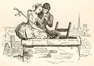 Der Rauchfangkehrer - Amorous chimney sweep