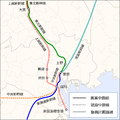 Shinkansen Network in and around Tokyo Proposed by HRP on 2017-02-24 ja.png