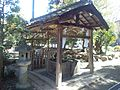 Shinomura-Hachiman-gû Shintô Shrine - Chôzuya.jpg