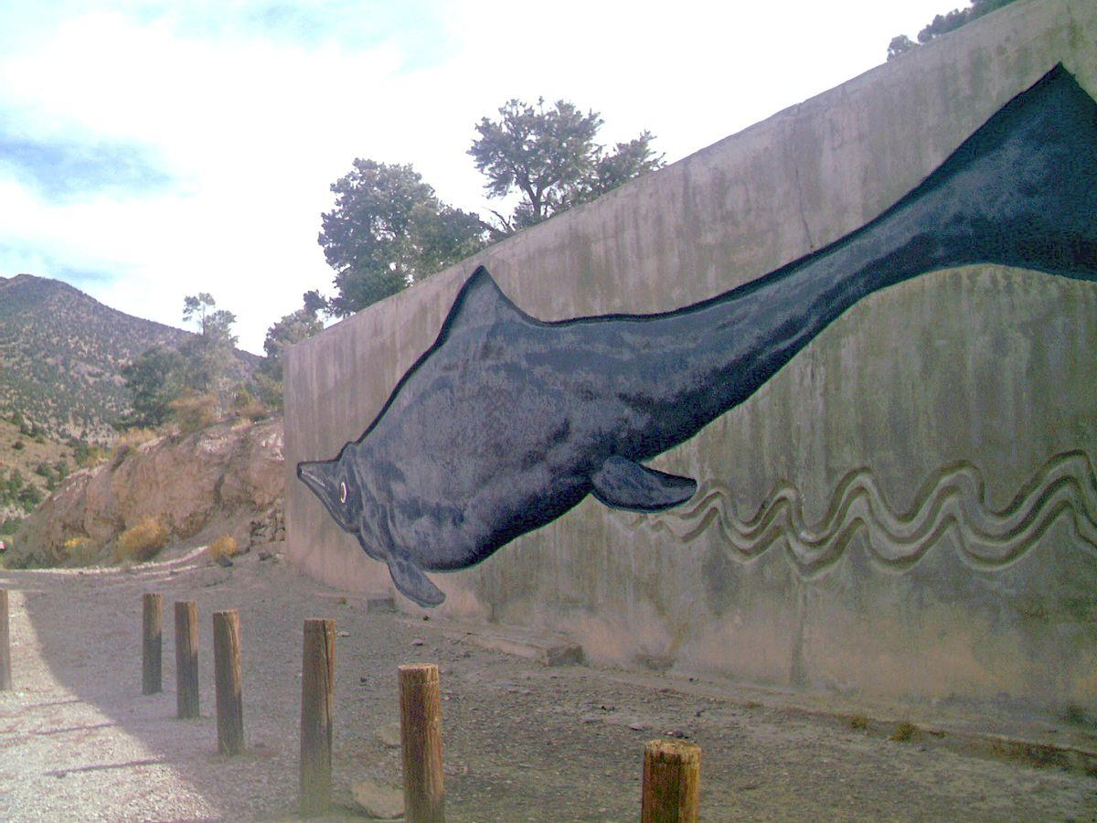 berlinichthyosaur state park � wikipedia