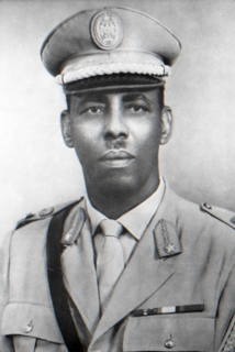 Siad Barre Head of State of Somalia