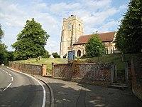 Sible Hedingham, St Peter's Church - geograph.org.uk - 1463156.jpg