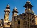 Side view of Wazir Khan Mosque.jpg
