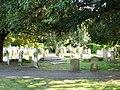 Sidmouth Parish Church Graveyard - geograph.org.uk - 1494856.jpg