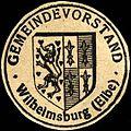 Siegelmarke Gemeindevorstand - Wilhelmsburg (Elbe) W0205244.jpg