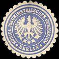 Siegelmarke Königlich Joachimsthalsches Gymnasium - Berlin W0219447.jpg