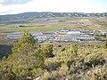 Sierra de la Villa. Cañada. Polígono.JPG