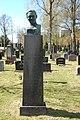 Sigurd Lie, gravminne på Vår Frelsers gravlund, Oslo.jpg