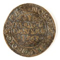 Silvermynt, 1 mark, 1563 - Skoklosters slott - 109668.tif