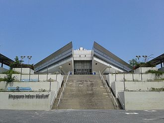 Singapore Indoor Stadium - Image: Singapore Indoor Stadium