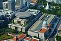 Singapore New & Old Supreme Court viewed from UOB Plaza 2.jpg