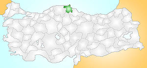Sinop Turkey Provinces locator.jpg