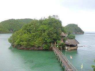 Sipalay - Top view image of Sipalay resorts