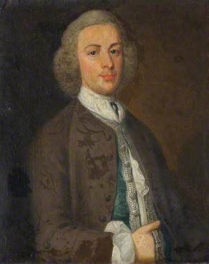 Sir Jacob Downing, 4th Baronet - Sir Jacob Downing, 4th Baronet