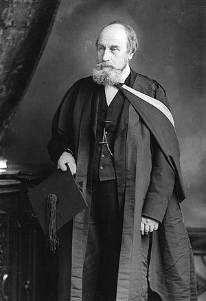 McGill University - Sir John William Dawson, Principal of McGill University, 1855–1893