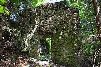 Albeck, Carinthia - Ruins of Alt-Albeck Castle