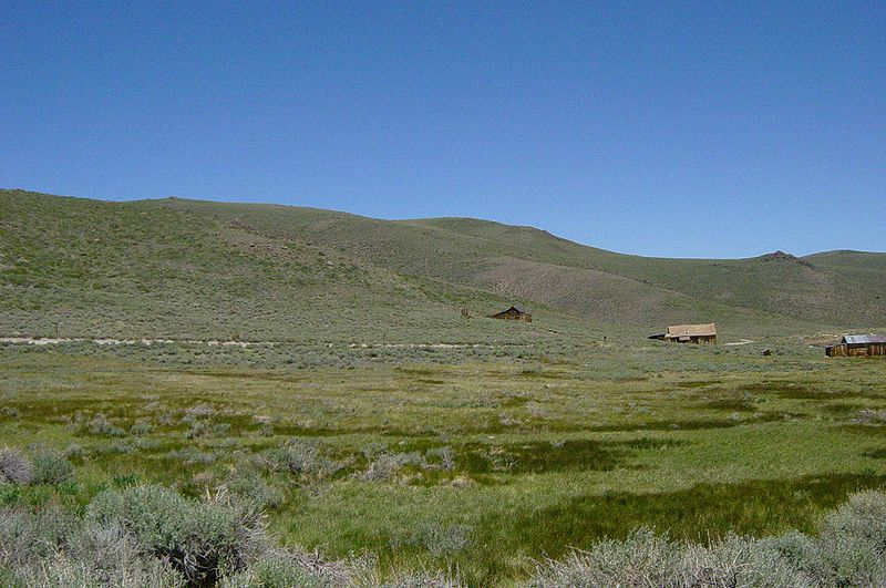 File:Site of Chinatown in Bodie, California.jpeg