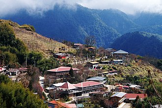 Township (Taiwan) - Jianshi, a mountain indigenous township in Hsinchu County.