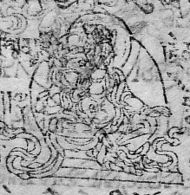 Snar-ma. God of Tibetan lunar mansion.jpg