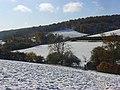 Snowy countryside, Lewknor - geograph.org.uk - 1034142.jpg