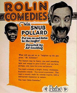 "Pollard, ""Snub"" (1889-1962)"