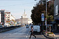 Sofia blvd Todor Aleksandrov view to square Nezavisimost 2012 PD 4.jpg