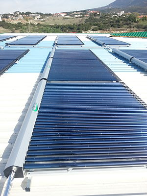 Solar vacuum tube collectors Thessaloniki.jpg