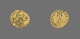 Leontios Byzantine emperor