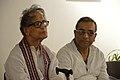 Somendranath Bandyopadhyay and Ashim Kumar Banerjee - Kolkata 2015-07-28 3315.JPG