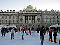Somerset House on ice, Strand, London - geograph.org.uk - 1600019.jpg