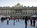 Somerset House on ice, Strand, London - geograph.org.uk - 1600019.jpg