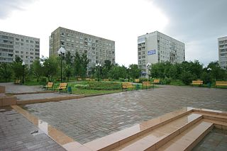 Sosnovoborsk, Krasnoyarsk Krai Town in Krasnoyarsk Krai, Russia